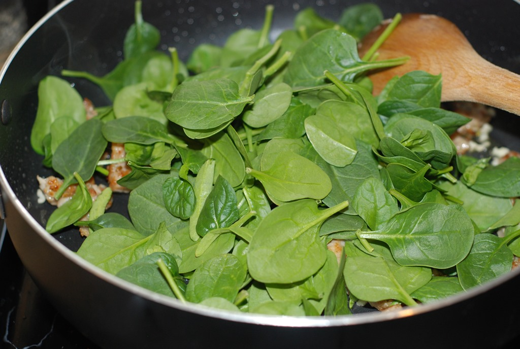 how to cook spinach leaves youtube