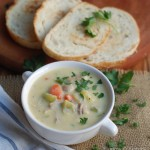 Creamy Chicken Soup