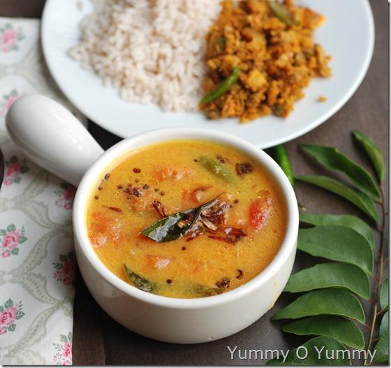Thakkali curry
