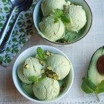 Avocado Ice Cream – No-machine