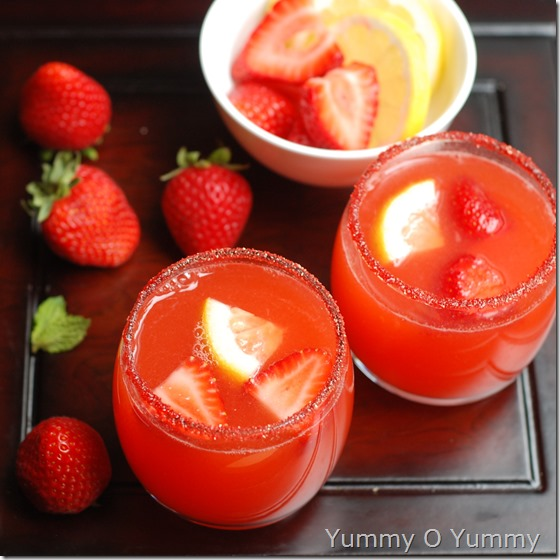 Strawberry lemonade1