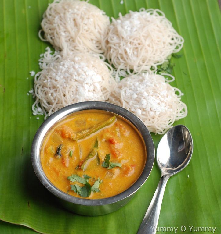 Tomato Kurma / Tamil Recipes