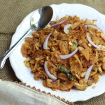 Chicken Kothu Parotta