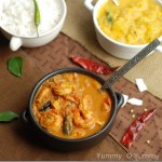 Grandma's Prawn Curry