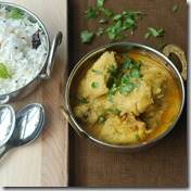 Kodi kura / Andhra chicken curry