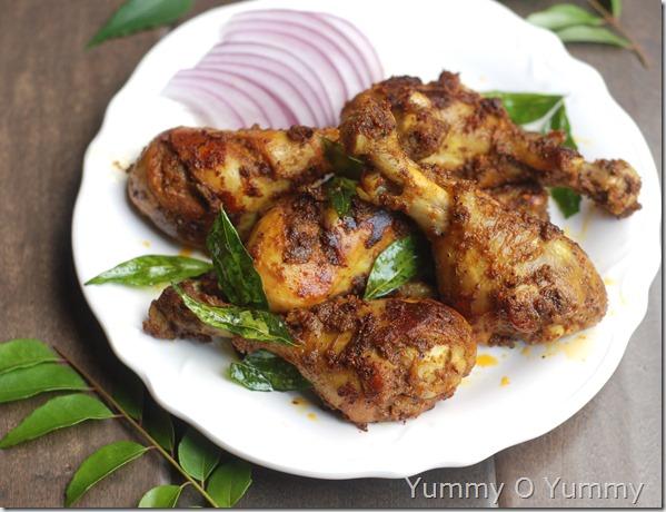 Chicken drumstick fry