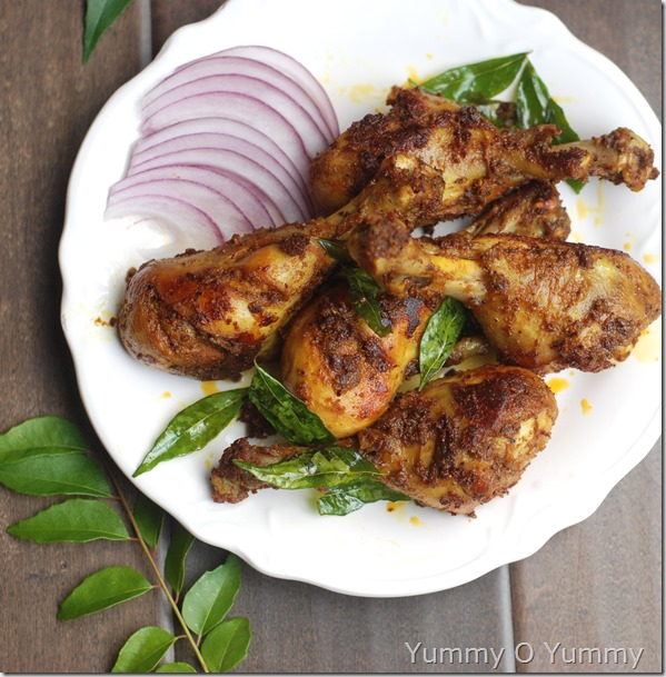 Chicken drumstick fry