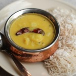 Kerala Potato Curry with Coconut Milk / Urulakizhangu Curry