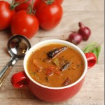 Thakkali (Tomato) theeyal