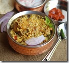 Easy Chicken drumstick biriyani