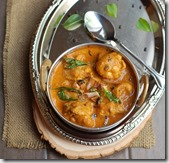 Coconuut chicken curry