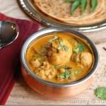 Kozhi Kuzhambu / Chicken Kuzhambu