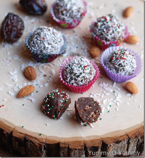 Healthy choco truffles1