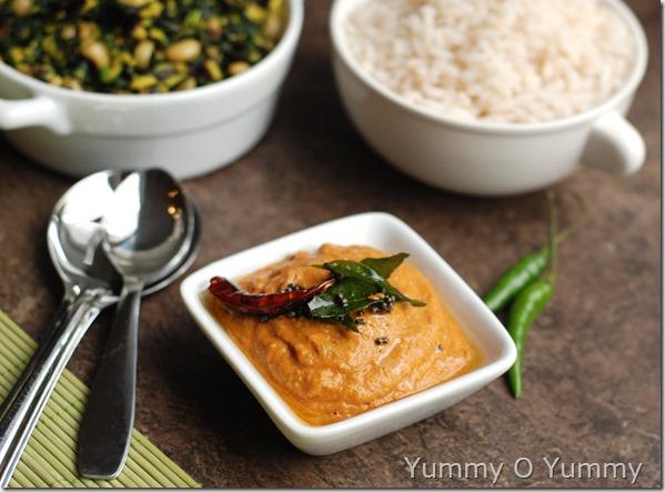 Mango chutney - Andhra Style