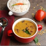 Varutharacha Parippu Curry