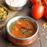 Tomato Rasam – Tamil Style