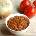 Basic Onion Tomato Gravy for Curries