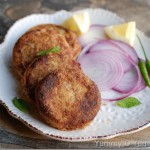 Chicken Shami Kebabs