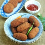 Canned Tuna Cutlets