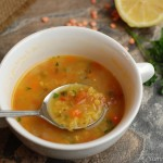 Red Lentil (Masoor Dal) Soup