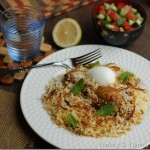 Hyderabadi Chicken Biriyani – Pakki Style