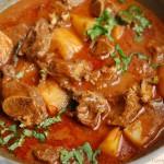 Malabar Mutton Potato Curry