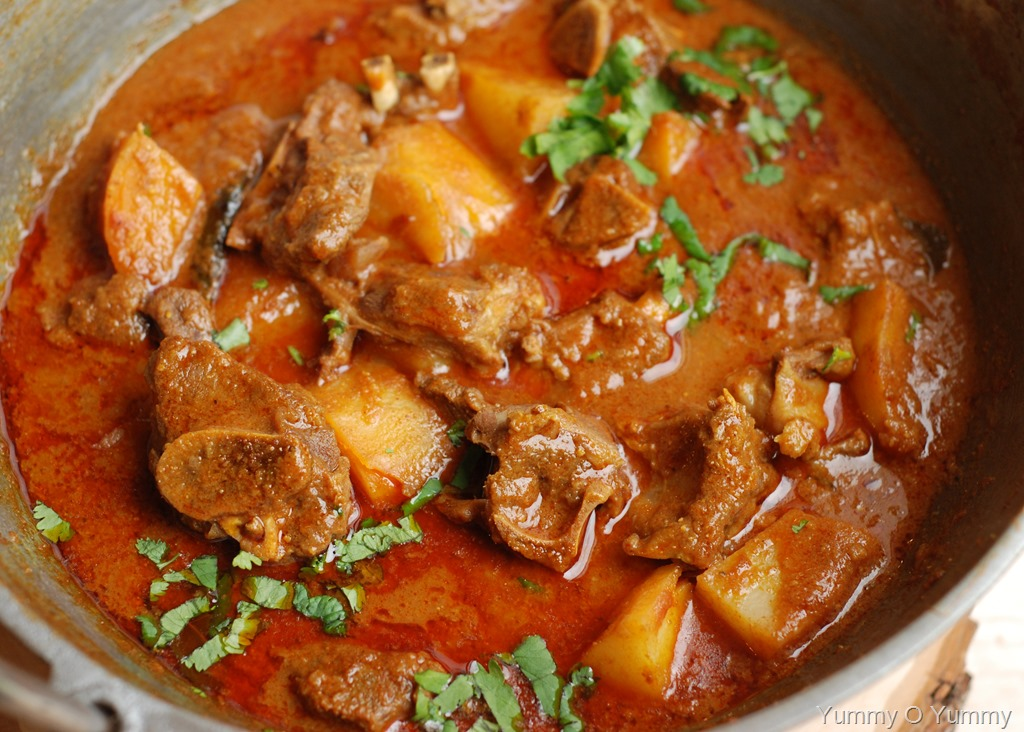 Malabar mutton potato curry mutton potato curry forumfinder Image collections