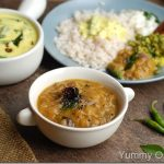 Mashed Eggplant Curry