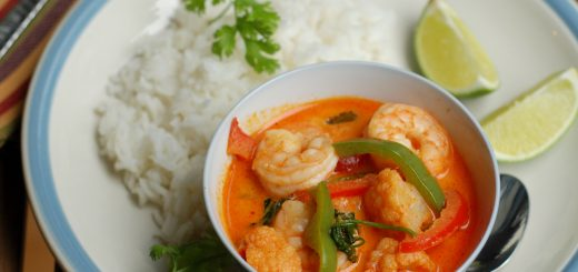 Thai red curry4