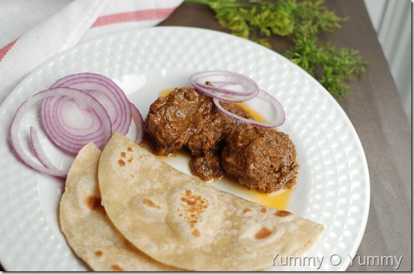 Mutton Chaap