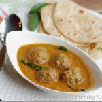 Meatball Curry – Kerala Style