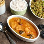 Kerala Fish Curry with Coconut–Restaurant Style