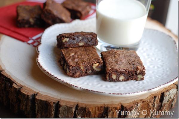 Katherine hepburn brownies