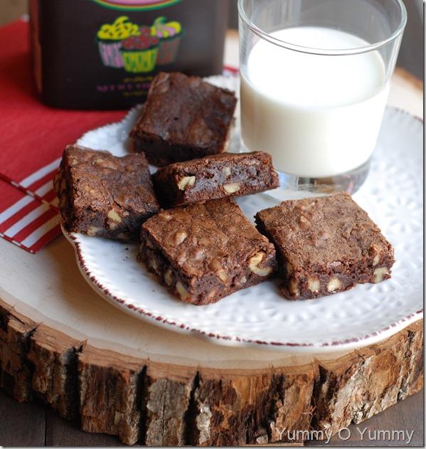 Katharine hepburn brownies