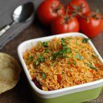 Tomato Rice / Thakkali Sadam