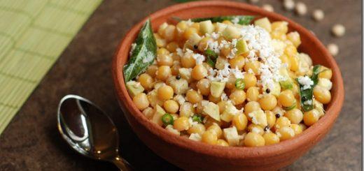 Tamil nadu recipes yummy o yummy thenga manga pattani sundal forumfinder Gallery