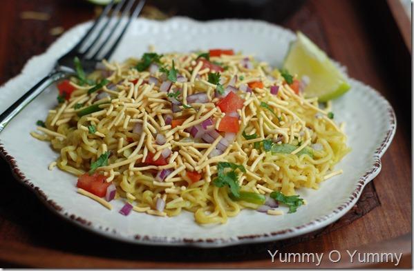 Noodle bhel