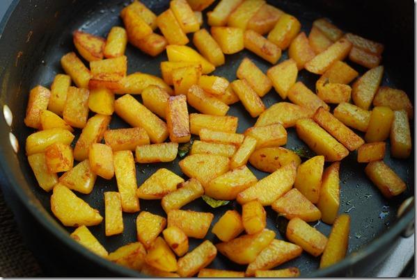 Potato Mezhukkupuratti