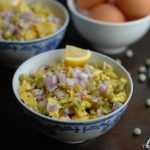 Peas and Egg Stir-fry – Thattukada Style