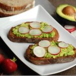Fresh Avocado Toast