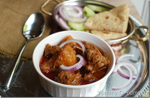 Bengali Mutton Curry