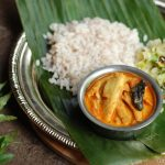 Netholi thengapal curry
