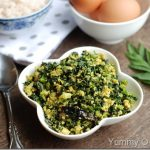 Kale and Egg Thoran