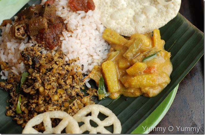 Ethakka curry