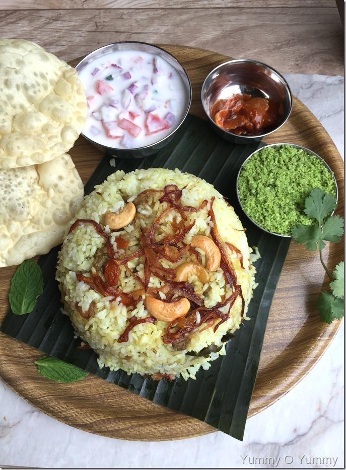 Malabar Beef Biriyani