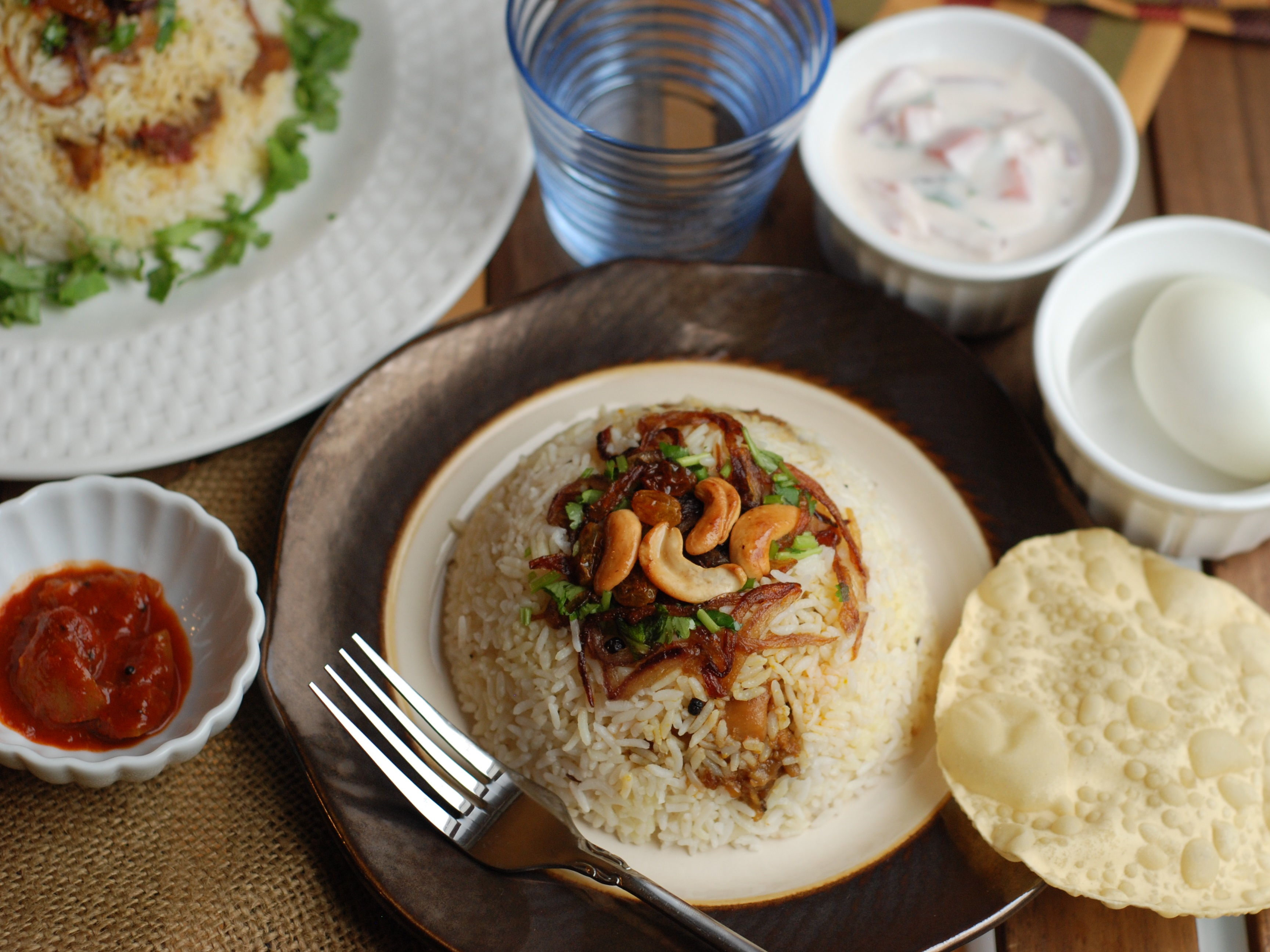 Kerala christmas recipes yummy o yummy biriyani pulao fried rice forumfinder Images