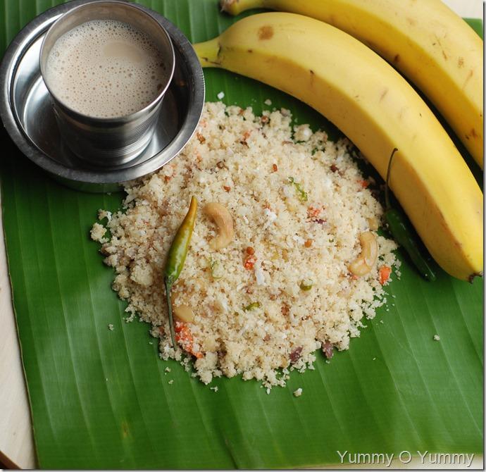 Kerala Upma