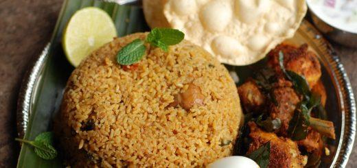 Tamil nadu recipes yummy o yummy tamilnadu chicken biriyani forumfinder Images