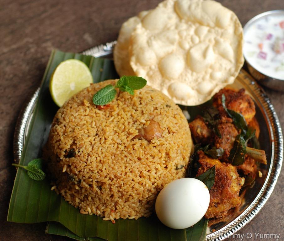 Tamilnadu chicken biriyani forumfinder Images