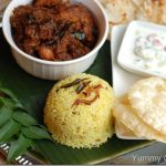 Malabar Coconut Rice with Coconut Milk